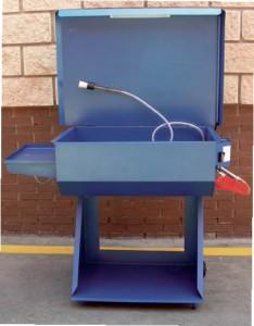 Maquina Lavadora de Piezas