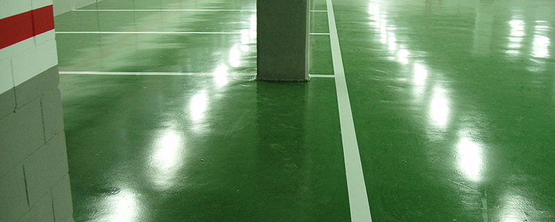 pintura epoxi para suelos