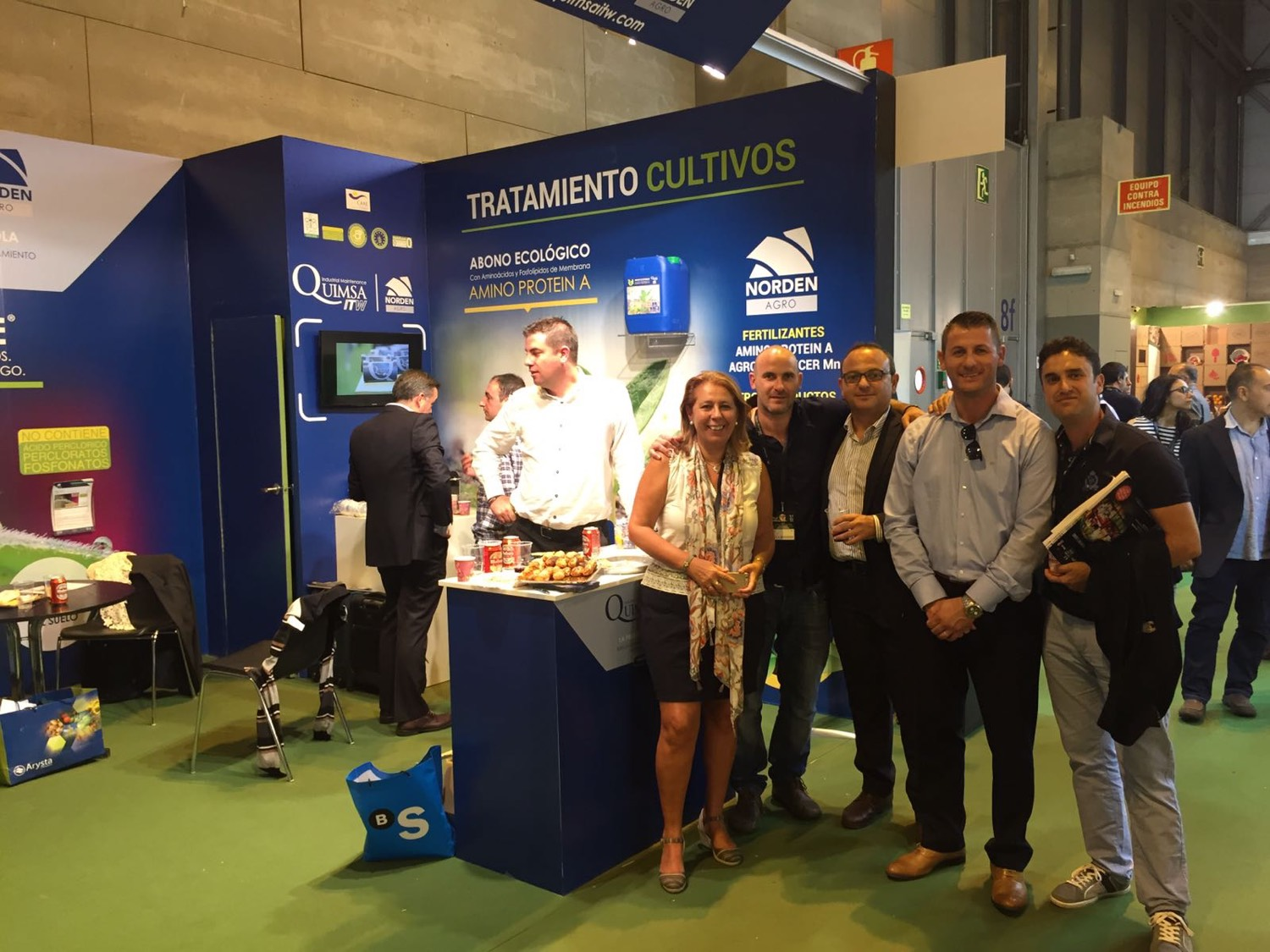 feria fruit attraction QuimsaITW