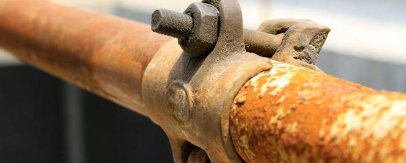 Cómo evitar la corrosión en metales